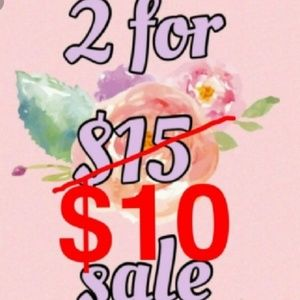 Pants - 2 for $10 SALE!!
